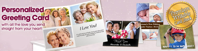 photo greeting card image