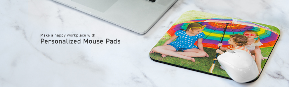 Personalized Photo Mouse Pads