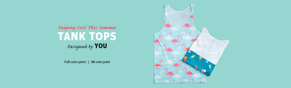 Personalized Tank Tops