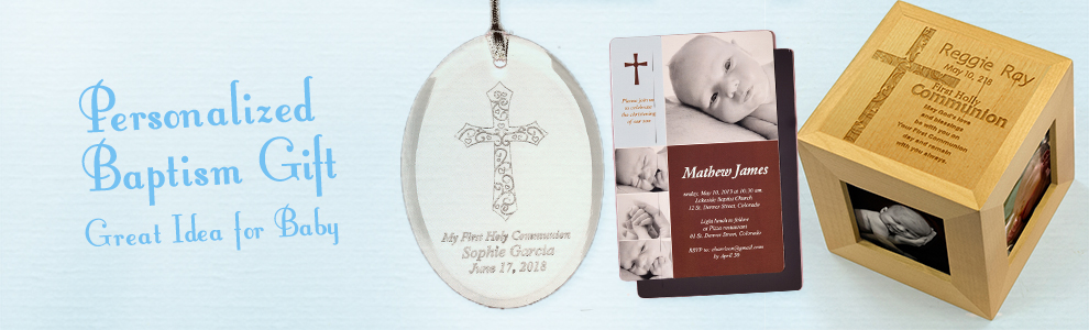 Baptism & First Communion