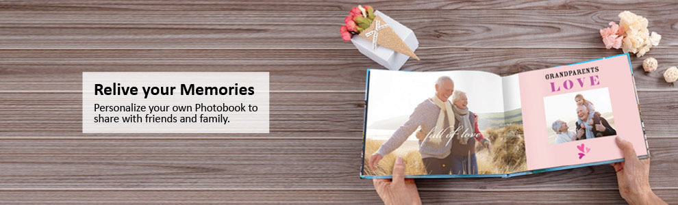 Personalized Photobooks