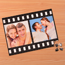 Custom Large Photo Jigsaw Puzzle, Memories