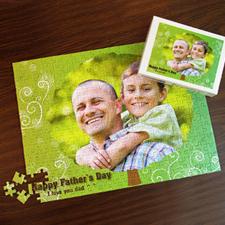 Custom Large Photo Jigsaw Puzzle, Family Tree