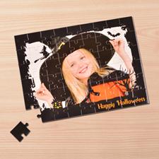 Custom Large Photo Jigsaw Puzzle, Halloween