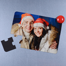 Merry Christmas Jigsaw Puzzle Favors