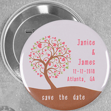 Oak Tree Wedding Favor