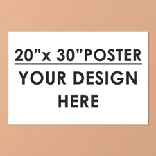 Large Single Photo Poster Print 20X30 Landscape