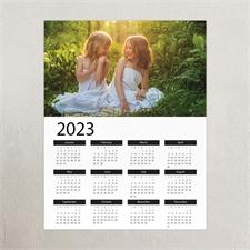 Landscape Photo 11 X 14 Poster Calendar 2018