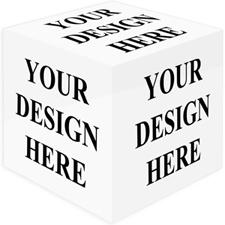 Print Your Design Photo Cube