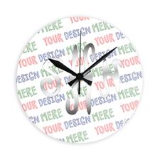 Test Monogram Clock