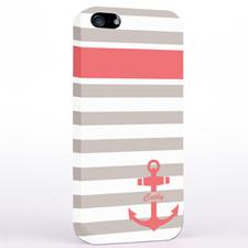Carol Anchor Grey Stripes