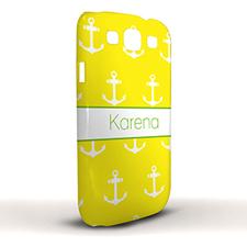 Yellow Cute Anchors