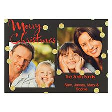 Glitter Merry Christmas