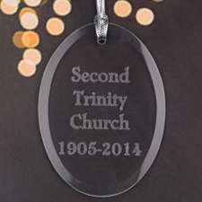 Custom Message Engrave