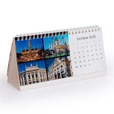 Photography Promotional Business Desk Calendar