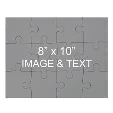 8x10 Magnetic Landscape Photo Jigsaw Puzzle