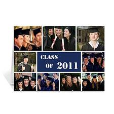 2011 Graduate, Sporty Blue