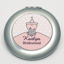 Bride, Pink Polka Dot