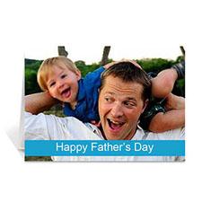 Happy Dad's Day, Sky Blue
