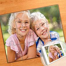 8x10 Photo Puzzle, Sunshine Smiles