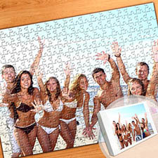 Large Photo Puzzle, Sunshine Smiles