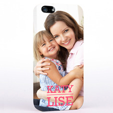 Photo Gallery 3D iPhone 5/5S Slim Case
