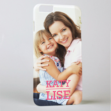 Photo and Name iPhone 6+ Case