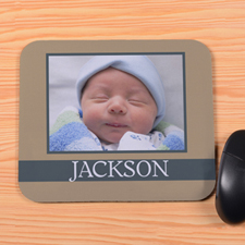Create Your Own Welcome Mouse Pad