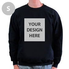 Design Your Own Irish, Black Sweatshirt