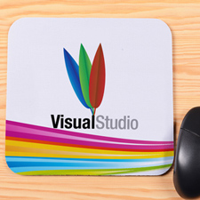 Custom Imprint Logo (Value Mousepad)