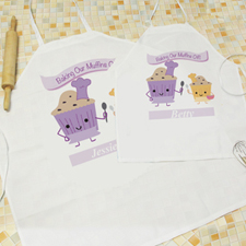 Baking Our Muffins Adult & Kids Set