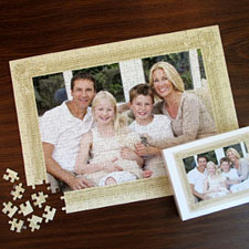 Custom Large Photo Jigsaw Puzzle, Classic