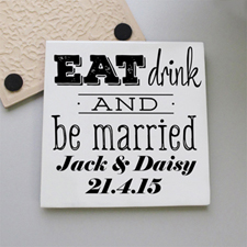 Eat Drink & Be Married