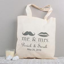 Mr. and Mrs, black