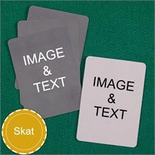 SKAT Cards (Blank Cards)
