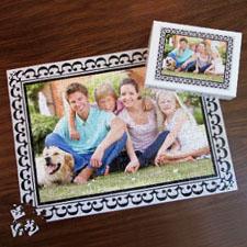 Custom Large Photo Jigsaw Puzzle, Elegant