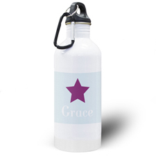 My Little Star Personalized Kids Water Bottle