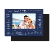 2018 Photo Calendar Magnet 3.5