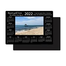 2018 Photo Calendar Magnet 3.5