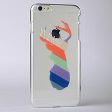 Designer Artwork Raised 3D iPhone 6+ Case