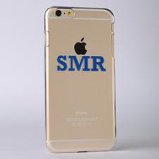 Monogram Raised 3D iPhone 6+ Case