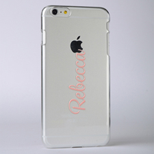 You Name It Raised 3D iPhone 6 Case