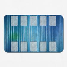 Custom Artwork 16X10 Game mat