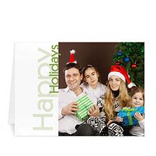 Green Happy Holidays