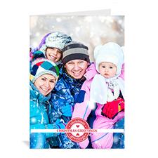 Christmas Greetings Stamps