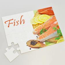 Custom Large Graduation Photo Jigsaw Puzzle, Horizontal
