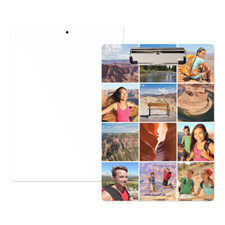 Collage Personalized Clipboard