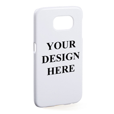 Custom Imprint Full Color Mobile Phone Case Samsung Galaxy S6 (Glossy)