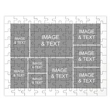 Nine Collage Puzzle