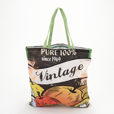 All Overr Print Tote Bag 18x18